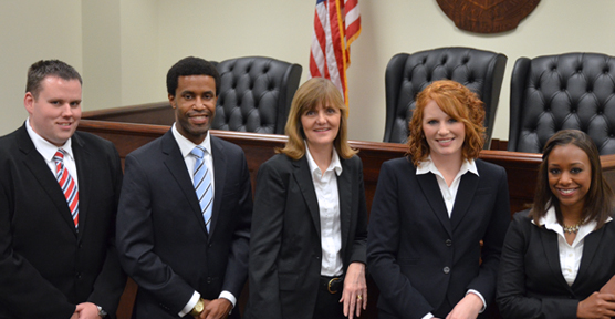Trial Team Invited to National Civil Trial Competition