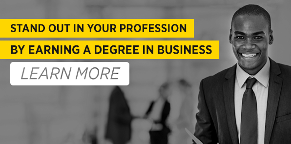 Earn a Degree in Business