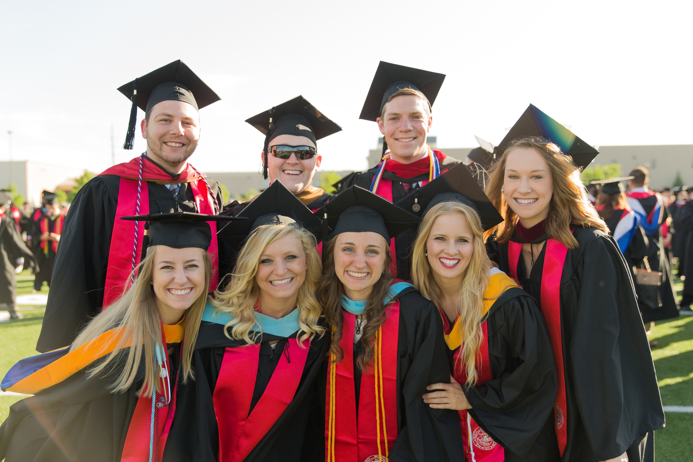Class of 2016 inspired to burn brightly in the world | Liberty ...