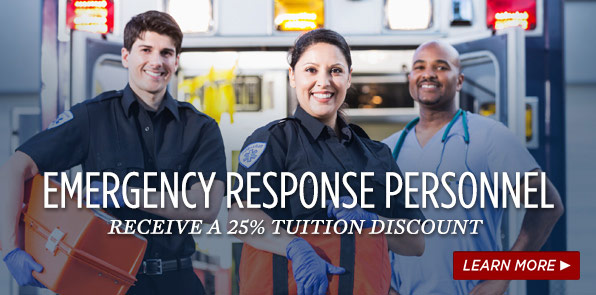 Emergency Response Personnel Discount