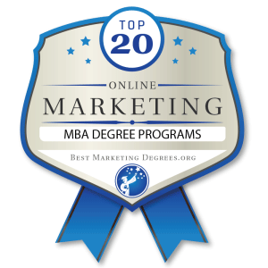 Online Marketing MBA Degree Programs Award