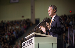 Chancellor and President Jerry Falwell, Jr.