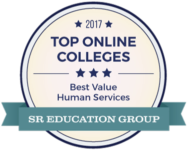 2017 Top Online Colleges - Best Value in Human Services