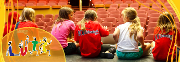 Liberty University Theatre Camp