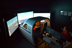 FRASCA Piper Arrow Simulator