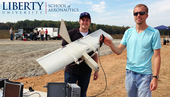 Dragon Eye UAS Training - Fort Picket, VA