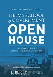 School of Government Open House