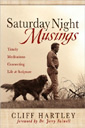saturday night musings book by cliff hartley