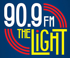 90.9 The Light Logo