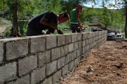 Students serve others in Guatemala