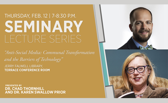 Seminary Lecture Series