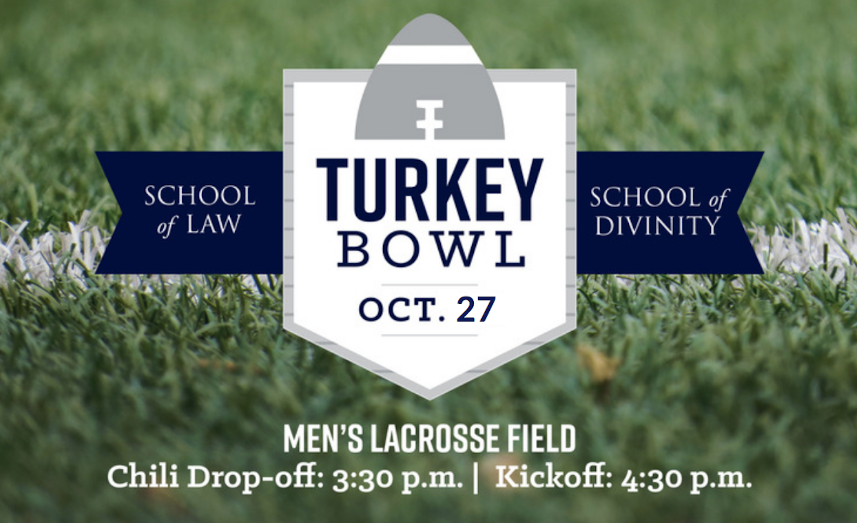Turkey Bowl Event School of Divinity