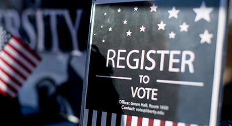 Update Voter Registration