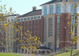 Liberty University Student Housing Residential Commons