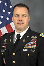 Lieutenant Colonel Kelly D. Montgomery