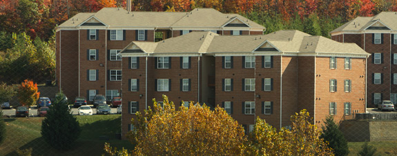 Campus East Housing