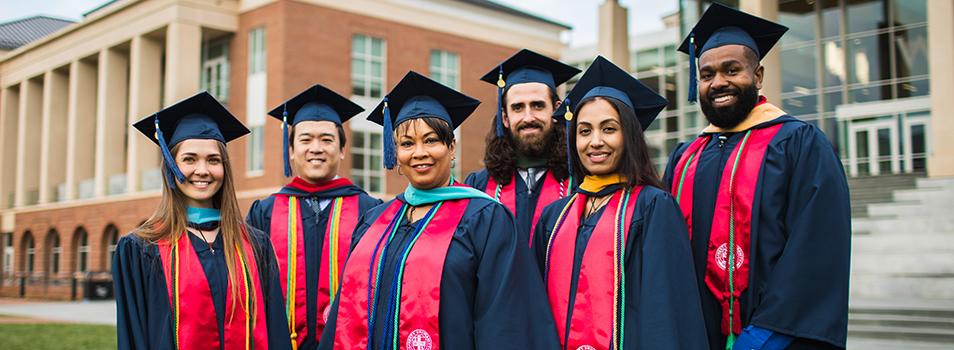 Commencement Regalia Registrar Liberty University