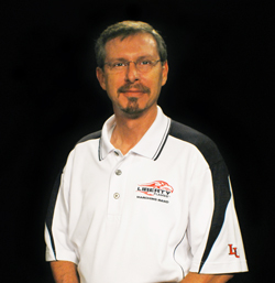 Dr. Kerr, Director of Bands