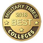 Military Times Best Colleges - 2018