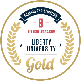 BestColleges.com - Schools Of Distinction Gold Medal