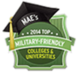 Military Friendly College and University