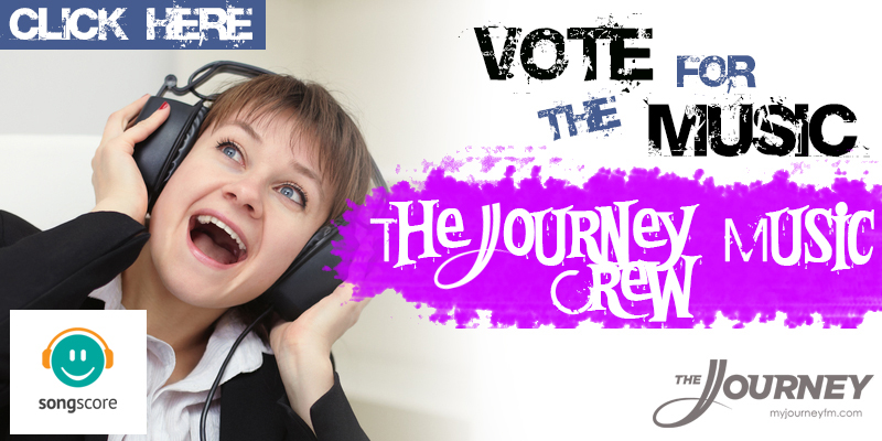 The Journey Music Crew: Vote For The Music!