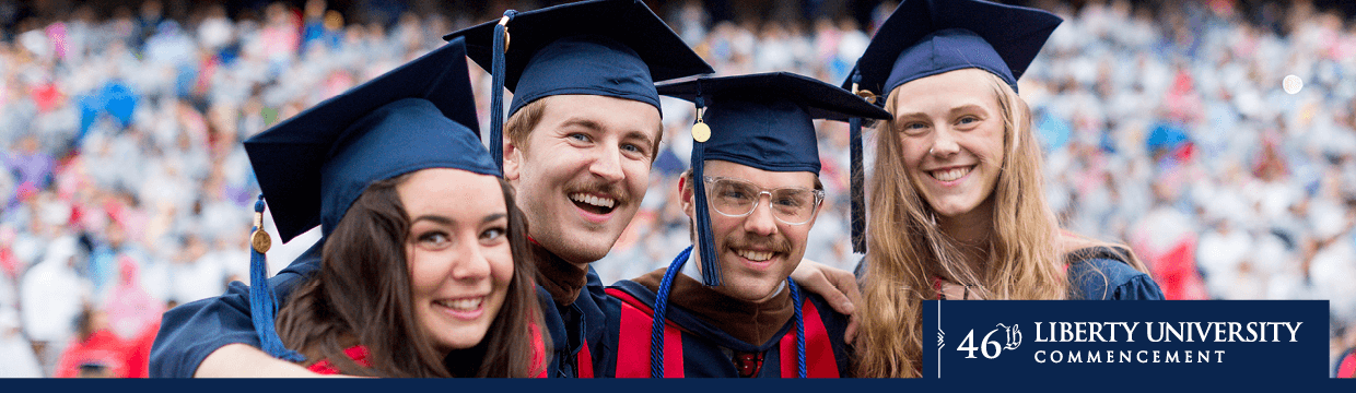 Watch Liberty University Commencement services live