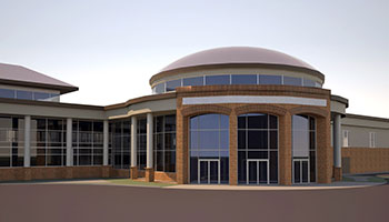 LaHaye Student Center Expansion