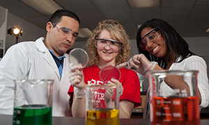 Earn a biochemistry degree from Liberty University
