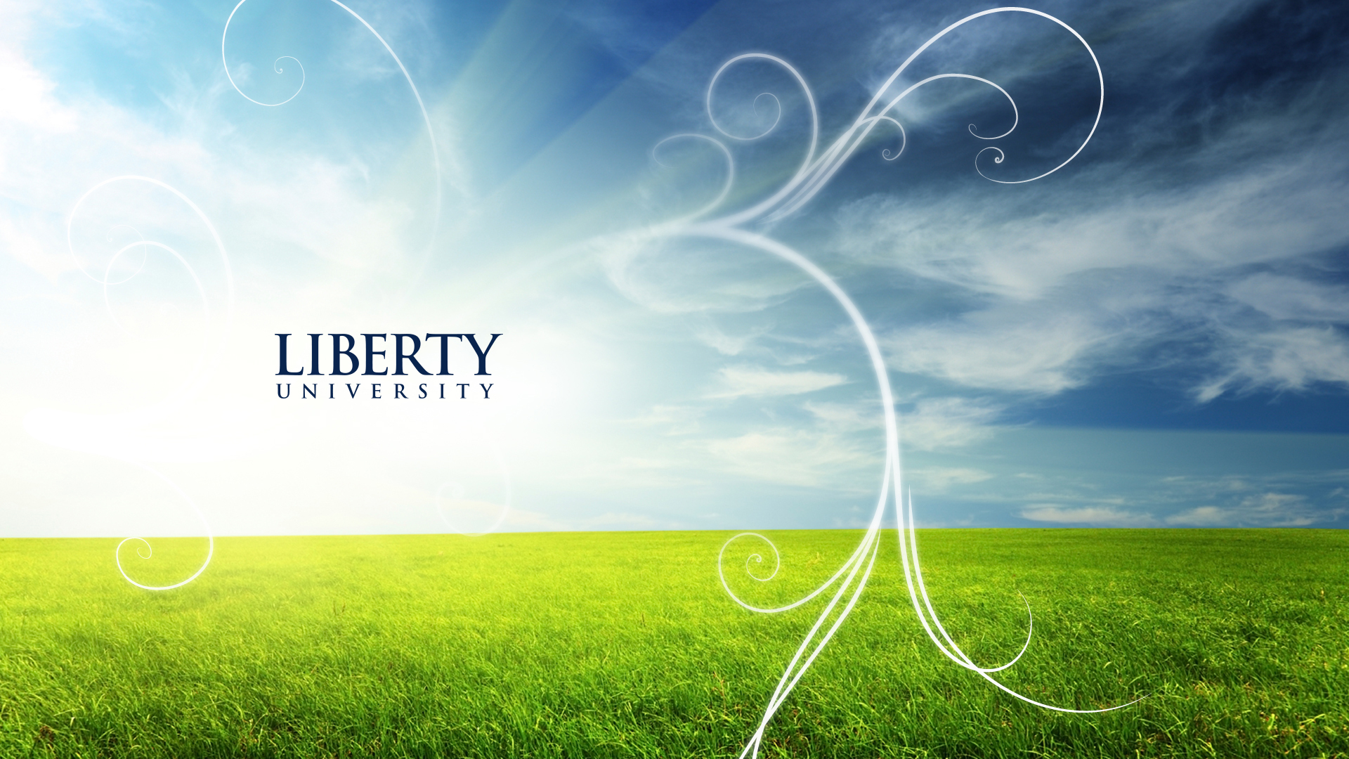 background images | marketing department | liberty university, Modern powerpoint