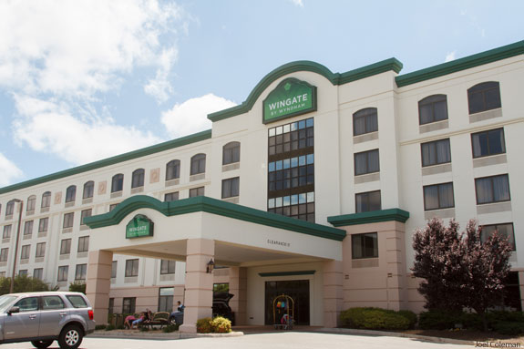 Liberty University Has Announced It Will Become The New Owner Of Wingate By Wyndham Hotel In Lynchburg Adjacent To Campus