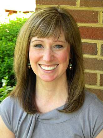 Liberty University alumna Jennifer Lovett