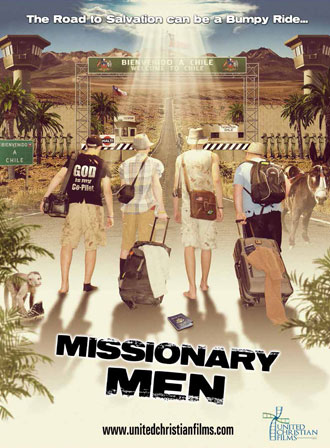 Missionary Men movie poster