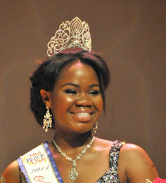 Jasmin Alexander, Miss Black USA 2014