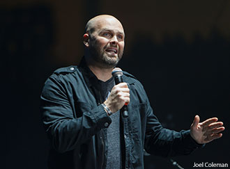 Clayton King preaches at Liberty University Winterfest 2013.