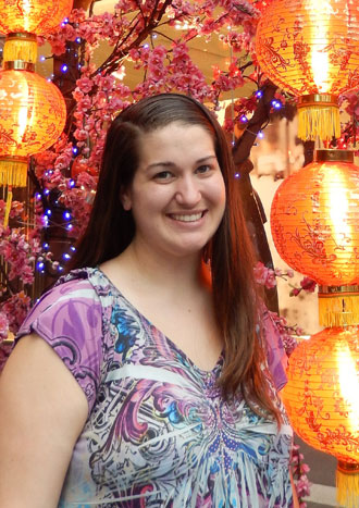 Fulbright Scholar Cheryl Walton arrived in Malaysia this week.