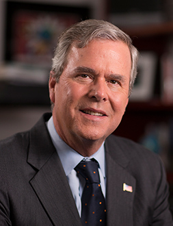 Liberty University has announced that former Florida Governor Jeb Bush will be the keynote speaker for its 42nd Commencement ceremony on Saturday, May 9.
