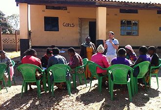 Dr. Dave Duby serves in Zambia.