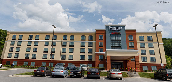 Liberty University Owned Hotel Was Recently Remodeled