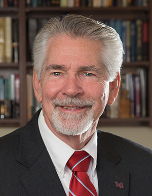 Dr. Ron Hawkins, Liberty University Provost and Chief Academic Officer