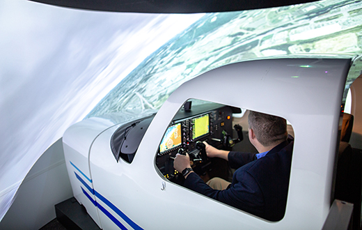 New simulators add more high-tech training opportunities for