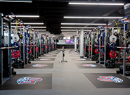 Liberty Athletics Center Weight Room