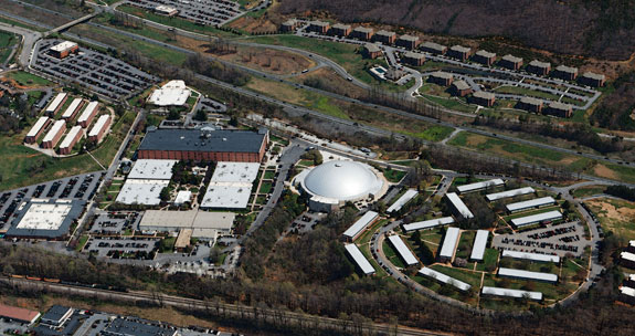 Campus Transformation Planned Liberty University