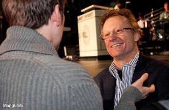 Christian media expert speaks at convocation | Liberty University