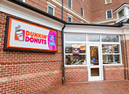 Baskin-Robins and Dunkin' Donuts