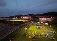 Homecoming at Liberty University