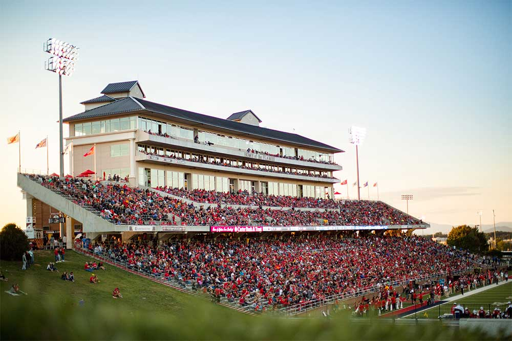 About Williams Stadium