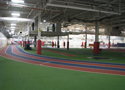 Tolsma Indoor Track Center