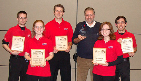 2013 Big South Quiz Bowl