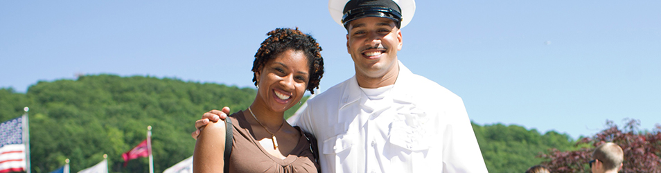 benefits of dating someone in the military